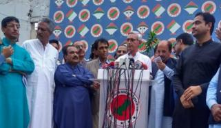Sindh Government Not Ready To Solve Karachi Problemstareen