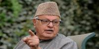 Im Happy Modi Recognized Kashmir As Tough Issue And Seeked Trumps Help Farooq Abdullah