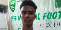 National Challenge Cup Football Mohammad Waheed Makes Double Hat Trick