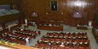 Senate Chairman Adjourns Session For Indefinite Period