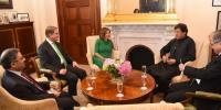 Imran Khan Visits House Of Representatives Of United States