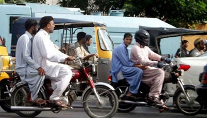 موٹر سائیکل، رکشوں پر ود ہولڈنگ ٹیکس عائد کرنے کی تردید