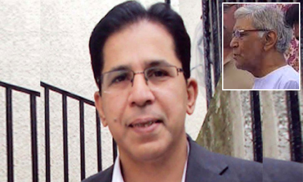 ڈاکٹر عمران فاروق کے والد انتقال کر گئے