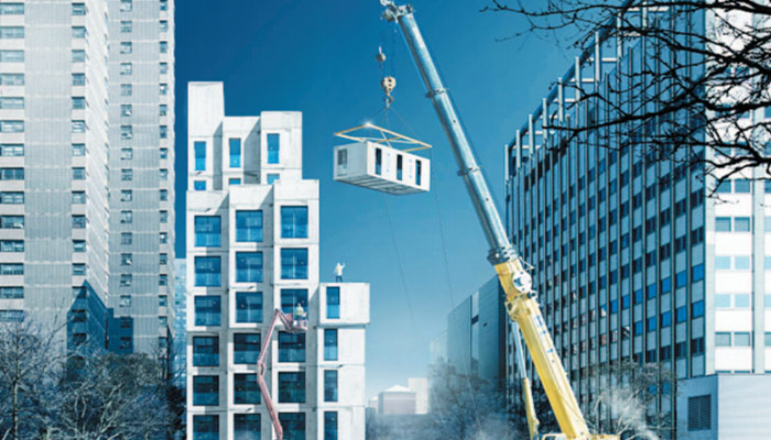 کیا تعمیراتی صنعت کا مستقبل ماڈیولر کنسٹرکشن ہے؟