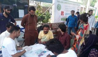 Hepatitis Awareness Day At Karachi Press Club