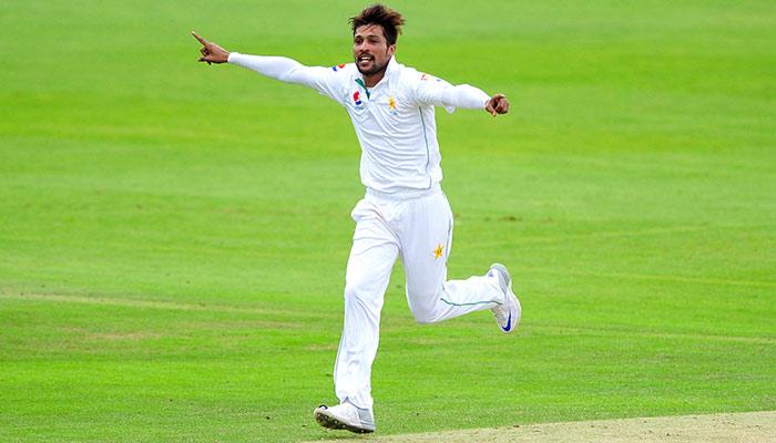 محمد عامر کا ٹیسٹ کرکٹ سے دل بھر گیا