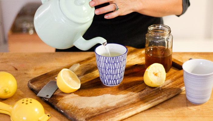 شہد اور لیموں والے پانی کے فوائد