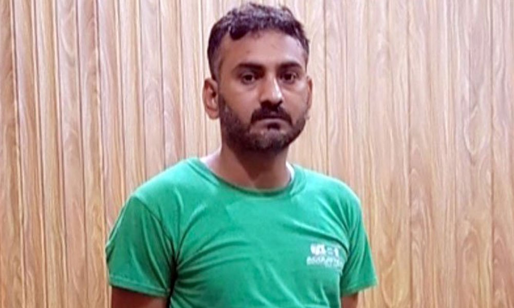 گوجرانوالہ، غیر قانونی طور پر داخل ہونے والا بھارتی گرفتار