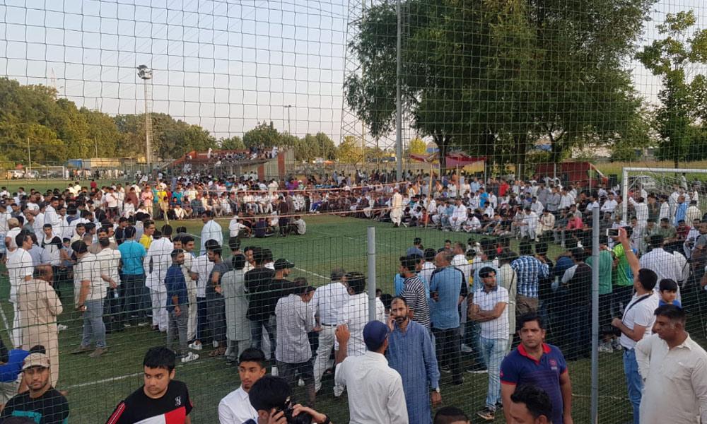 یورپ میں پاکستانی ثقافتی اور دیہی کھیلوں کا فروغ