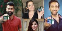 Stars Come Together For Wwf Green Pakistan