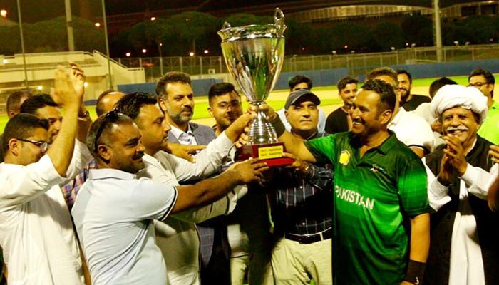 اسپین: ایشیا ٹی ٹوئنٹی کرکٹ کپ پاکستان نے جیت لیا