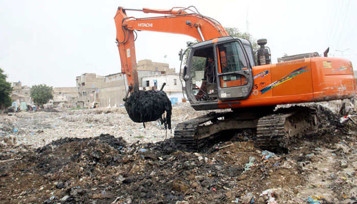 کراچی صفائی مہم: تمام اسٹیک ہولڈرز مل کر کام کریں