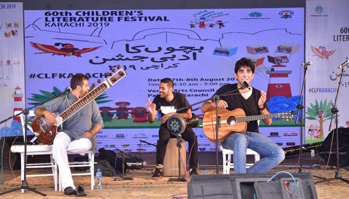 بچوں کےدو روزہ لٹریچر فیسٹیول کا شاندار اختتام