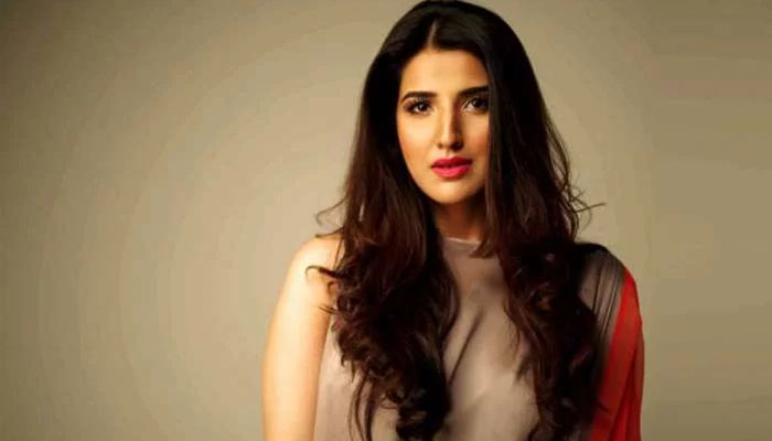 'عوام پاکستانی فلمیں دیکھیں' ،حریم فاروق
