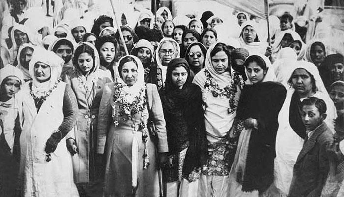قیام پاکستان میں خواتین کا کردار