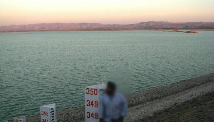 حب ڈیم میں پانی کا لیول 318 فٹ تک پہنچ گیا