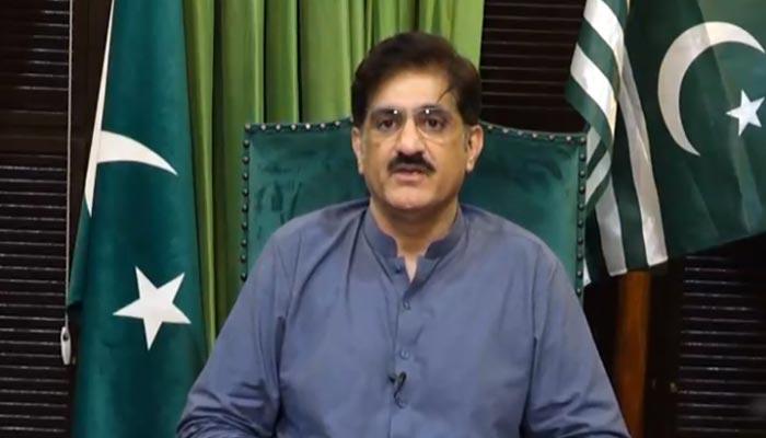 پیپلز پارٹی کشمیرى بهائیوں کے ساتھ کهڑى ہے، وزیراعلیٰ سندھ