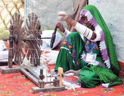 پاکستان میں مختلف ثقافتوں کے رنگ