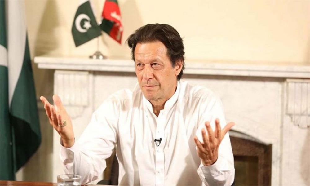 وزیر اعظم عمران خان کا یوم آزادی پر پیغام