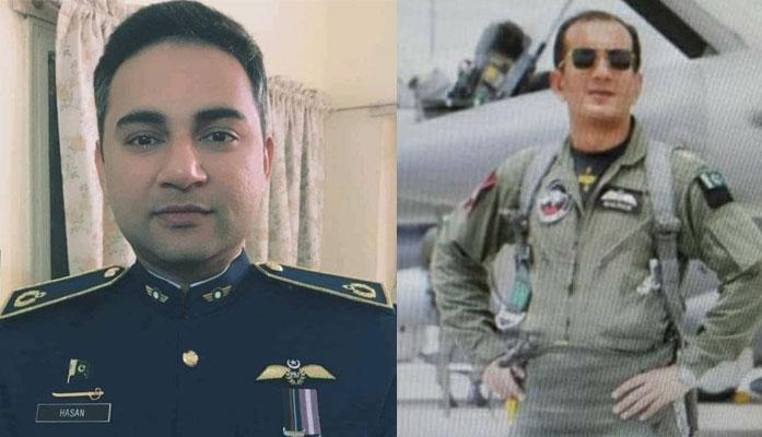 بھارتی طیارے گرانے والے نعمان علی کو ستارہ جرات،حسن صدیقی کیلئے تمغہ جرات