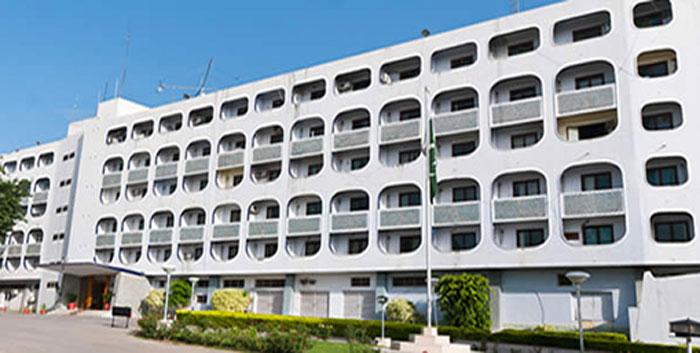 پاکستان نے بھارتی ڈپٹی ہائی کمشنر کو طلب کر لیا