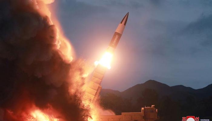 شمالی کوریا کے مزید میزائل تجربے