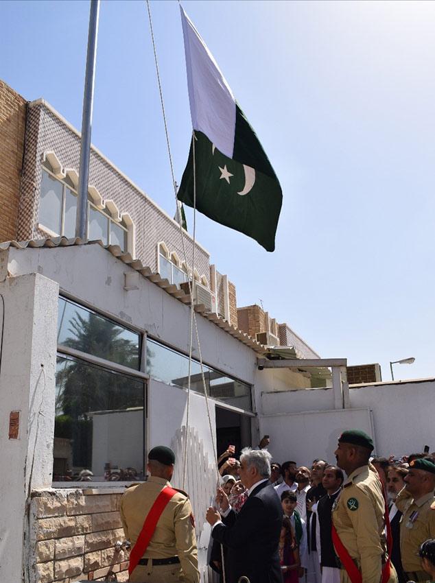 پاکستان کی جشن آزادی کی تقریبات
