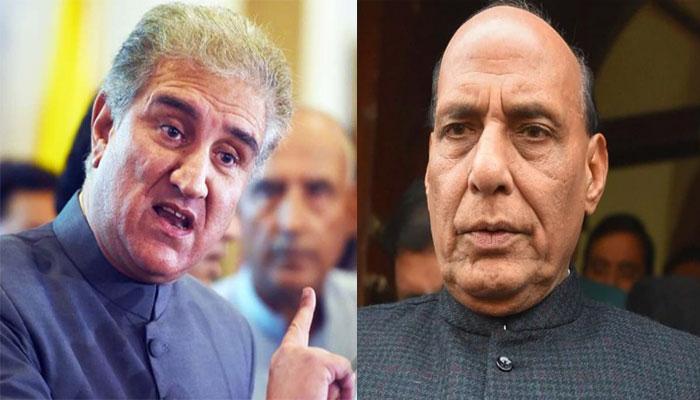شاہ محمود کی راج ناتھ سنگھ کے بیان پر شدید تنقید
