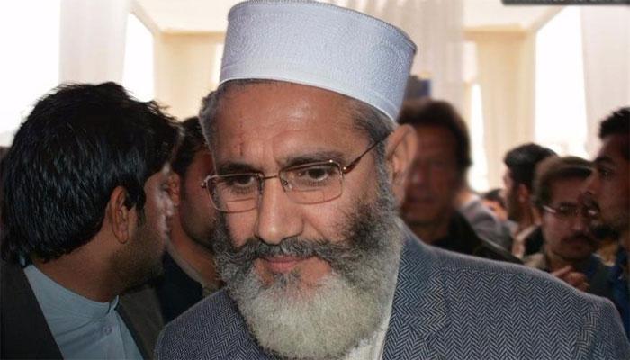 مسئلہ کشمیر پر مستقل نائب وزیر خارجہ مقرر کیا جائے،سراج الحق