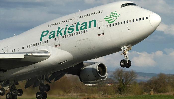 پی آئی اے کی پہلی حج پرواز کراچی پہنچ گئی