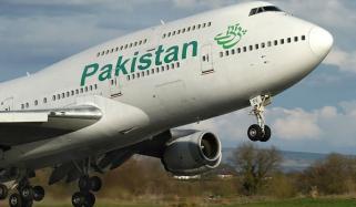کراچی: پی آئی اے کی پہلی حج پرواز وطن واپس