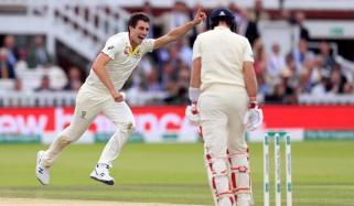 لارڈز ٹیسٹ: انگلینڈ دوسری اننگز میں 4 وکٹوں پر 96 رنز