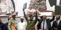 Sudan Protest Leaders Military Sign Transitional Government Deal