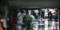 Downpour Paralyses Istanbul Historic Grand Bazaar Kills One