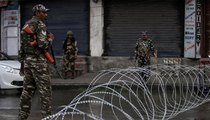 بھارت نے 15دن میں 4ہزار کشمیری گرفتار کئے