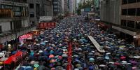 Hong Kong Protests Enter 11th Consecutive Weekend