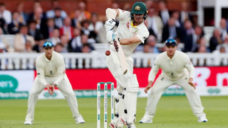 انگلینڈ اور آسٹریلیا کے درمیان دوسرا ٹیسٹ ڈرا