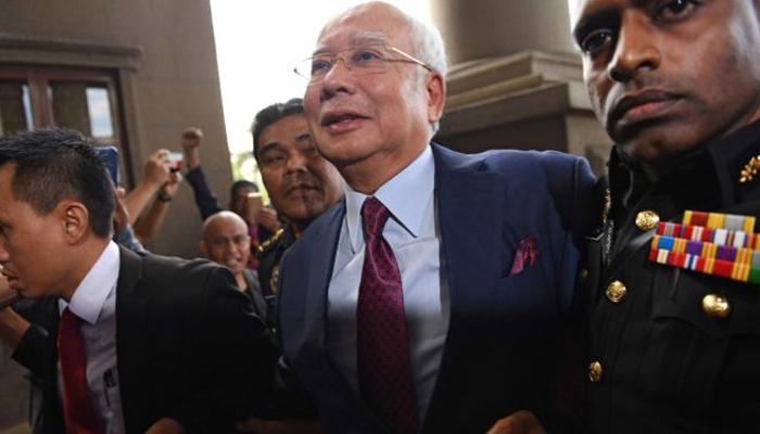 ملائیشیا، نجیب رزاق کیخلاف کرپشن کیس کی سماعت ملتوی