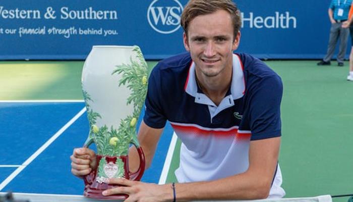 روس کے مینڈیو نے سنسناٹی ٹینس ٹائٹل جیت لیا
