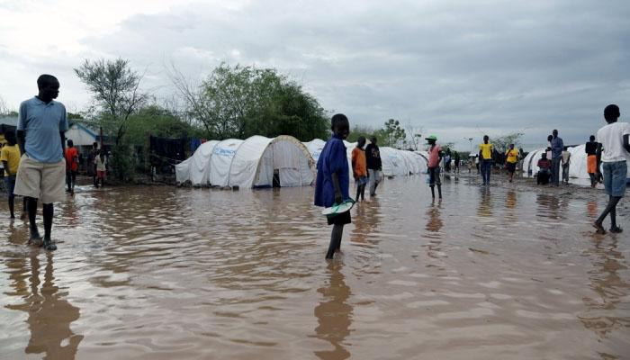 سوڈان میں بارشوں سے 46 افراد ہلاک
