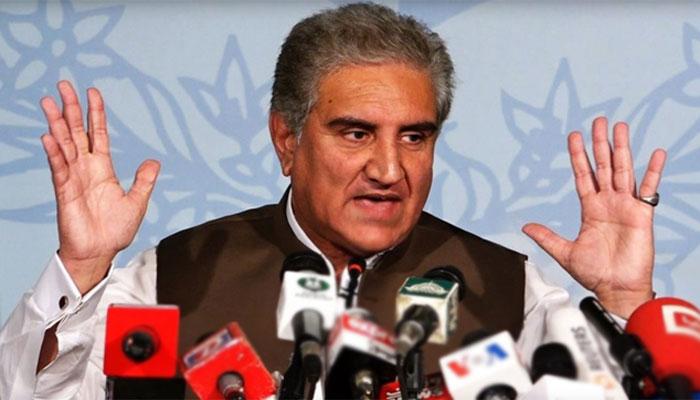 پاکستان کی سیاسی و عسکری قیادت ایک پیج پرہے،شاہ محمود