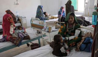 Three More Children Die Of Malnutrition In Tharparkar