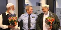 65 Year Old Retired Paf Officer Stopped Norway Mosque Shooter