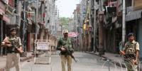 Muslims Are Afraid In Kahsmir