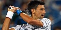 Novak Djokovic Cincinnati Master Tennis