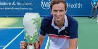 Daniil Medvedev Win Cincinnati Tennis Title