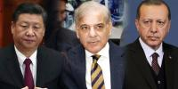 Shahbaz Sharif Writes Letters To Chinese And Turkish Presidents