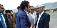 Bilawal Bhutto Zardari Reached At Skardu