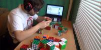Fastest Rubiks Cube Solved Blindfolded Guinness Record