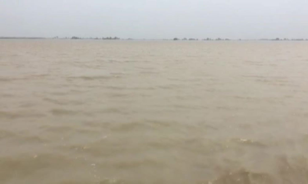 بھارت نے چھوڑے گئے پانی کا ڈیٹا پاکستان کو دے دیا